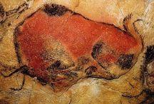 Prehistorische kunst in Europa en het Nabije Oosten