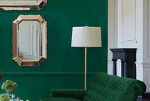 Zöld lakás