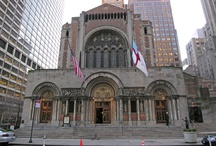 St. Bartholomew's Church (St. Bart's) - NYC - MuseumPlanet.com / by Museum Planet
