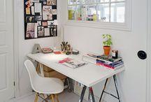 home office / work space / studio