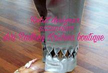 plazo and bottom design