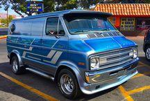 Amazing vans