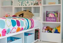 Kaitlyns room / by Diana Walker