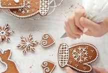 печенье имбир
