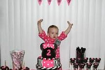 Ainsley 2nd bday