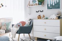 Gender Neutral Nursery / Gender Neutral Nursery  | Inspiration and ideas for creating a gorgeous gender neutral nursery.