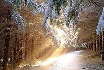 Beautifull Romantic Winter / L'inverno e tutte le sue sfumature <3