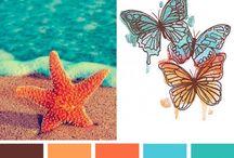 warme kleuren