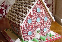 My Gingerbread Houses on the web