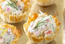 Party food / Finger foods