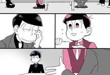 トド松&あつし