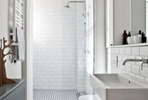 White Bathroom / Bathroom inspirations