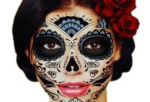 Day of the Dead - Halloween decorations and ideas