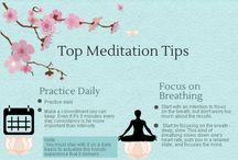 Meditation tips