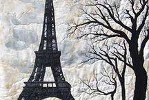 LANDSCAPE Quilts-Paysages
