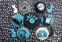 music cupcake