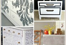 Furniture Facelifts / by Laura Maynard