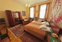 Accommodation In Krakow / Krakow offers a great variety of accommodation options.In addition to standard accommodation options, Krakow also offers the possibility to rent an apartment.