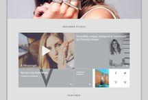 Jewelry webdesign