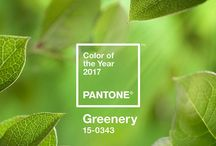 Color of the Year 2017: Greenery 15-0343