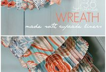Spring & Summer Wreaths / by Becky Smith
