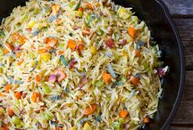 Potato, Rice & Pasta Sides & Salads / by CT M