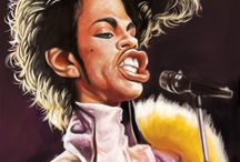 PRINCE!!! / A great entertainer PRINCE!! / by Debbie Campbell