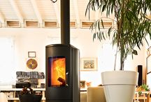 Mcz Wood Burning Stoves / The beauty of the wooden flame with the benefits of a stove