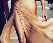 gold siluet