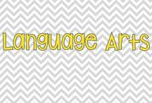 5th Grade Language Arts / by LaKeta Siler Ille
