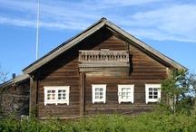 Rakennuksia ym. Suomessa
