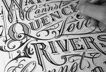 board calligraphy