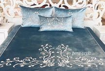 yatak örtüleri