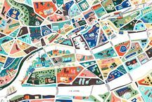 Plans et cartes