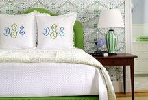 For the bedroom / by Julie Reuter