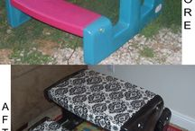 DIY projects / by Stephanie Waldvogel