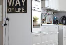 Ideoita kotiin keittiö