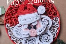 winter quilling
