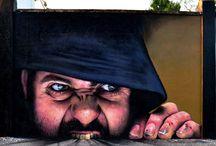 Street Art -  Arte de Rua