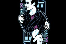 WHOVIAN - TEES / TeeFury tees for all you Whovians! / by TeeFury