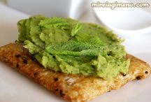♥ Aperitivos / Appetizers ♥ Vegan macrobiotics glutenfree / veganfood