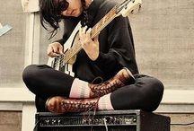 street musicians..............