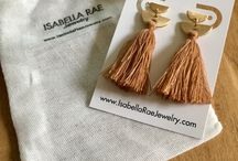 ISABELLA RAE JEWELRY 2018 COLLECTION