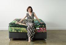 Sealybrity Designer Beds