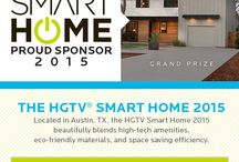 HGTV Smart Home 2015 / HGTV Smart Home 2015 is a modern Austin farmhouse located deep in the heart of Texas.