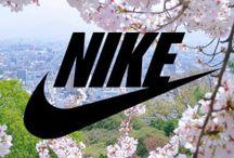 Nike achtergrond