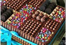 Chocolade taarten