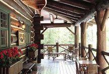 Amazing Porches / by Deanna Dutson