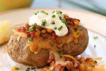 bake potatoe