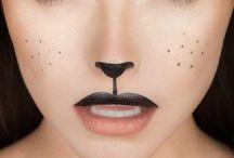 Maquillaje st disfraces